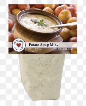Soup Pot - Clam Chowder Gravy Cream Food PNG