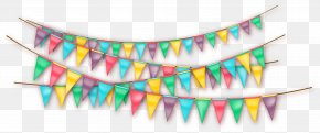 Small Fresh Colorful Scroll - Ribbon Icon PNG