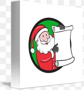 Santa Claus - Santa Claus Christmas Ornament Advertising Clip Art PNG