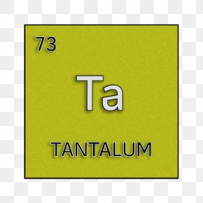 Tantalum Green Chemical Element Periodic Table Osmium PNG