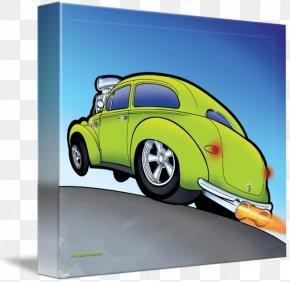 Car - Volkswagen Beetle Model Car Automotive Design PNG