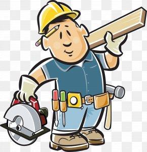 Laborer Handyman Clip Art PNG