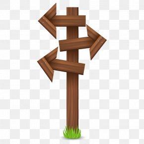 Wood Signs,indicator - Signage PNG