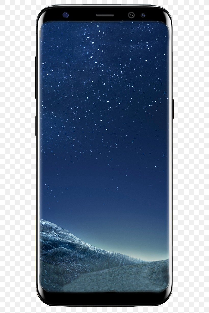 Samsung Galaxy S8+ Samsung Galaxy Note 8 Android Smartphone, PNG, 580x1223px, 64 Gb, Samsung Galaxy S8, Android, Astronomical Object, Atmosphere Download Free