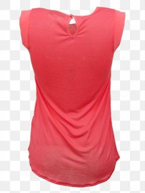 T-shirt - T-shirt Shoulder Active Tank M Sleeve PNG