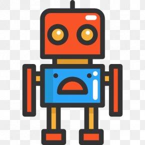 Robot - Build Your Own Robot! Robot Kit Robotics Icon PNG
