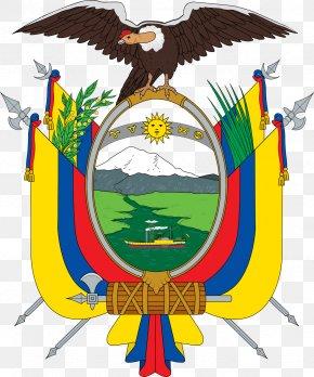Symbol - Coat Of Arms Of Ecuador Flag Of Ecuador Guayas River National Symbols Of Ecuador PNG