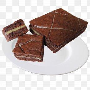 Chocolate Cake - Chocolate Brownie Fudge Chocolate Cake Parkin Recipe PNG