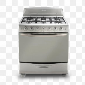Stove - Cooking Ranges Stove Mabe Stainless Steel PNG