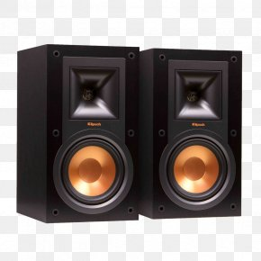 Audio Speakers - Amazon.com Loudspeaker Bookshelf Speaker Klipsch Audio Technologies Studio Monitor PNG