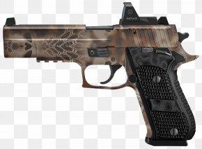 Handgun - SIG Sauer P220 10mm Auto Semi-automatic Pistol Sig Holding PNG