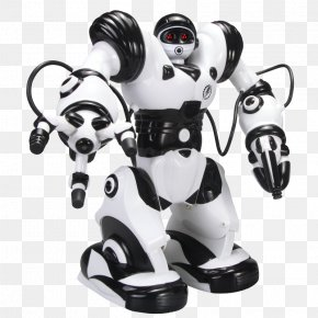 Cool Intelligent Robot - Amazon.com Robosapien V2 WowWee Robot PNG