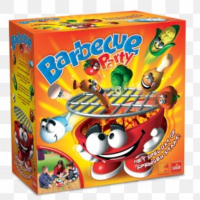 Bbq Party - Barbecue Grilling Board Game Food PNG