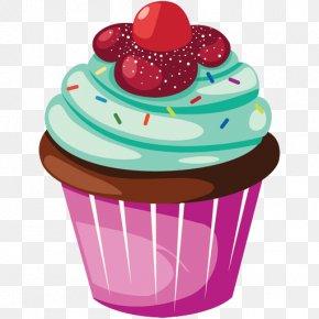 Birthday Cake - Cupcake Muffin Bakery Clip Art PNG
