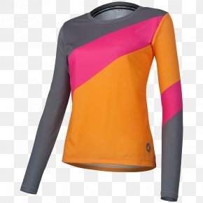 Long-sleeved - Cycling Jersey Long-sleeved T-shirt Long-sleeved T-shirt PNG