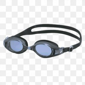 Swimming Goggles - Goggles Anti-fog Corrective Lens Dioptre PNG