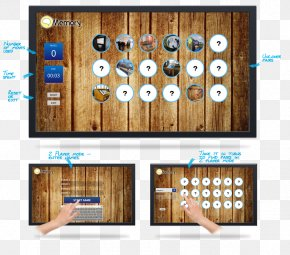 Game Ui Interface - Touchscreen Video Game Touch User Interface PNG