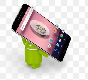 Android - Android Nougat Google Nexus Android 7.1 PNG