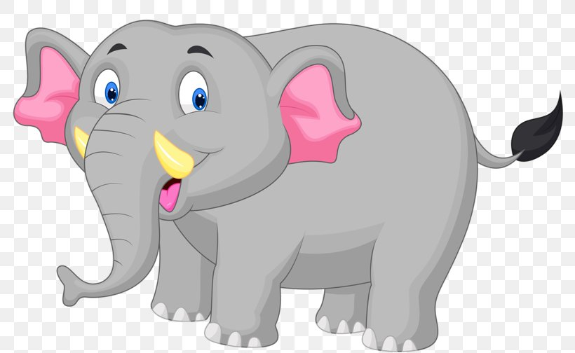 Cartoon Elephant Illustration Png 800x504px Cartoon African Elephant Animal Figure Art Carnivoran Download Free