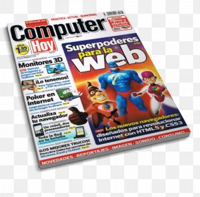 Computer - Computer Hoy Magazine User Multi-core Processor PNG
