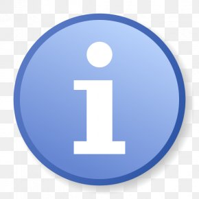 Info Icon - Information Wikimedia Commons PNG