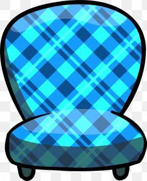 Bean - Club Penguin Blue Aqua Teal PNG