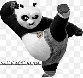 Panda - Po Master Shifu Giant Panda Tai Lung Kung Fu Panda PNG