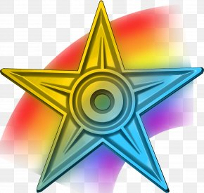5 Star - Barnstar Wikipedia Wikimedia Commons PNG