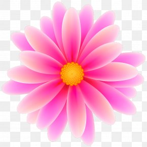 Flower - Pink Flowers Desktop Wallpaper Clip Art PNG