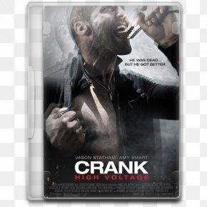 High Voltage Line - Chev Chelios Crank Film Director Actor PNG