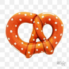 Pretzel - Pretzel Mylar Balloon Children's Party PNG