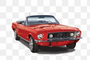 Classic Cars - Sports Car Motor Vehicle Ford Mustang Ford Motor Company PNG