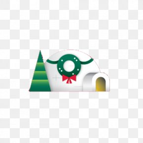 Christmas Igloo - Christmas Decoration Snow Igloo PNG