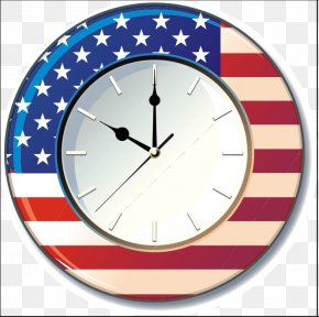 US Patterns Watches - Vector Clock Clip Art PNG