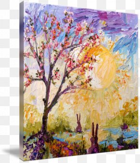 Painting - Floral Design Watercolor Painting Oil Painting PNG