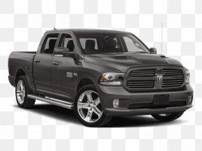 Dodge - Ram Trucks Dodge Chrysler 2018 RAM 1500 Sport Pickup Truck PNG
