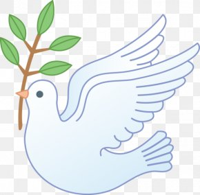 Dove Cliparts - Columbidae Doves As Symbols Clip Art PNG