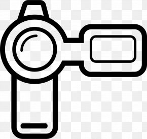 Camera - Film Video Cameras Movie Camera PNG