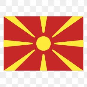 Flag - Flag Of The Republic Of Macedonia National Flag Flag Of Kazakhstan PNG