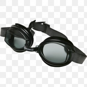 GOGGLES - Light Goggles Personal Protective Equipment Glasses Diving & Snorkeling Masks PNG