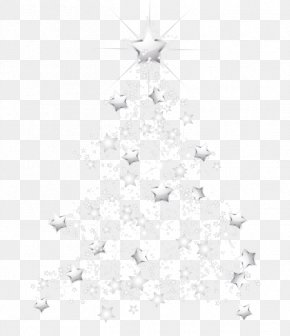 Star - Christmas Tree New Year Tree Clip Art PNG