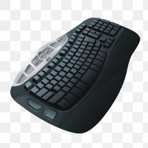 Keyboard - Computer Keyboard Hewlett Packard Enterprise Computer Hardware Icon PNG