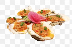 Oyster Barbecue Picture Material - Oyster Barbecue Chicken Hot Pot Food PNG