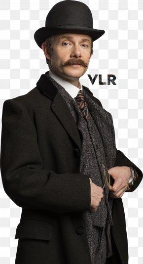 John Watson - Benedict Cumberbatch Sherlock Holmes Dr. Watson Baker Street PNG