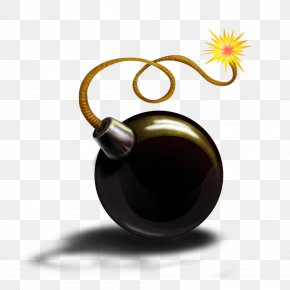 Lit A Bomb - Bomb Download Computer File PNG