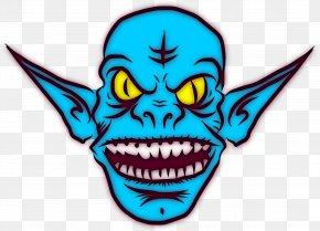 Head - Goblin Monster Troll Clip Art PNG