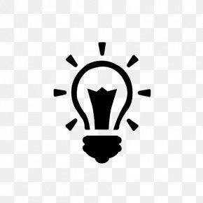 Light - Incandescent Light Bulb Icon Design PNG