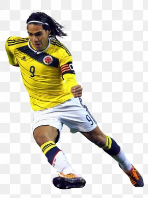 Football - Radamel Falcao Colombia National Football Team 2015 Copa América Team Sport PNG
