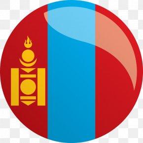 Flag - Flag Of Mongolia Mongolian People's Republic PNG