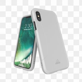 Mobile Case - Smartphone Apple IPhone X Silicone Case IPhone 8 Adidas PNG